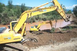 Bartın Belediyesi, Selin Tahribatını Onarmaya Çalışıyor