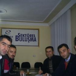 Erciş'te Bilişim Sektörünün Sorunları Masaya Yatırıldı