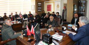 Faruk Alpaslan Van Şoförler ve Otomobilciler Odası Başkanlığına Aday Olduğunu Açıkladı